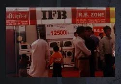 Stall Decoration Advertising Service