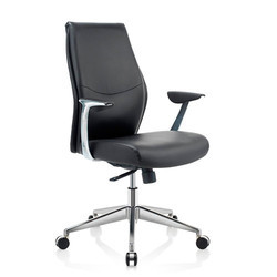 Bravia Revolving Visitor Chair