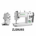 Computerized Zig Zag Machine With Clutch Motor