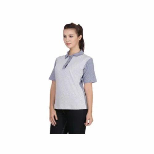 877362b24aae Ladies T Shirts - Ladies Plain T Shirts Manufacturer from New Delhi