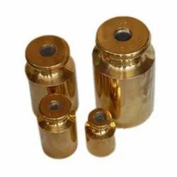 Brass Bullion Weights