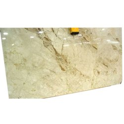 Botticino Italian Marble Slab, Application Area: Flooring, Thickness: 16 mm