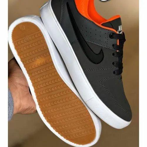 Black Casual Wear Nike Men Air Max