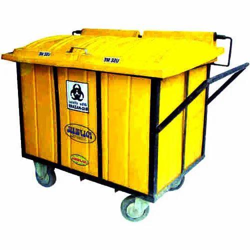 Dustbin Trolleys