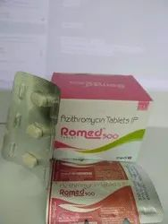 Romed-500 Azithromycin Tablets IP