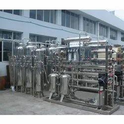 Pharma RO Plant
