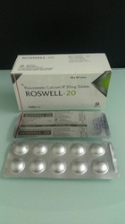 Rosuvostotin Colcium IP 20 mg Tablets