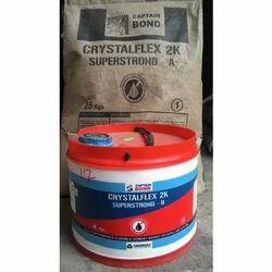 Crystalline Waterproofing Material