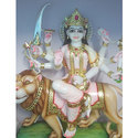Ambey Mata Marble Statue