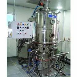 Stainless Steel SS316 Fluid Bed Dryer, 440V, Batch Size (Kilogram): 30-250kg