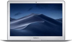 Apple Macbook Air (13-inch, 1.8ghz Dual-core Intel Core I5, 8gb Ram, 128gb Ssd) - Silver