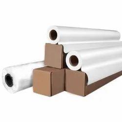 White Printable Vinyl Rolls, Packaging Type: Roll