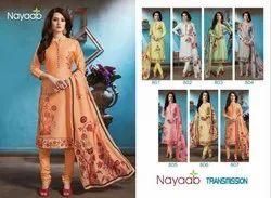 Nayaab Cotton Salwar Kameez