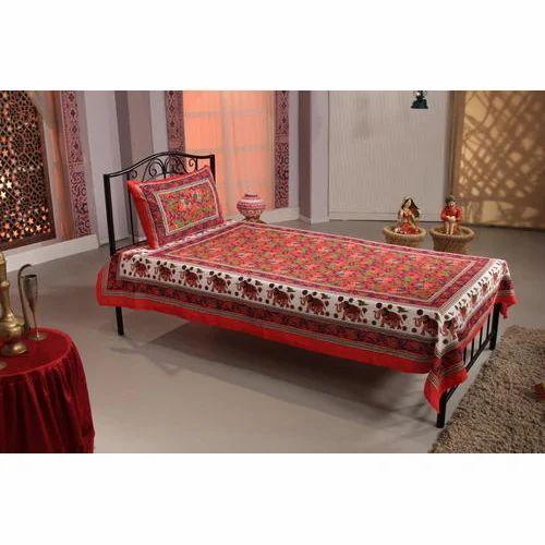 Single Bedsheet Set