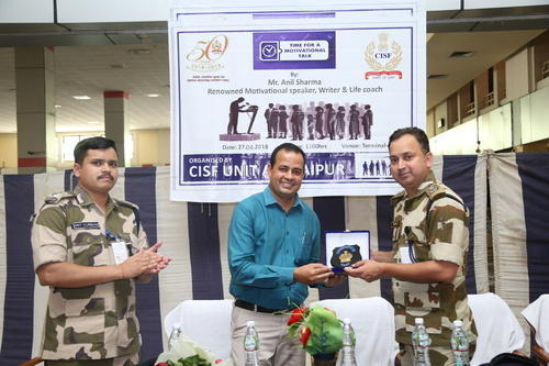 Motivational Speakers in Rajasthan in Malviya Nagar, Jaipur, ATS