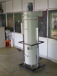 Ceramic Dust Collector System
