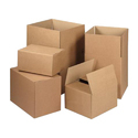 5 Ply Plain Corrugated Cardboard Box