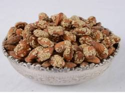 Honey Sesame Almond