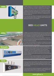 Horizontal Bed Head Panel Unit