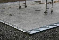 Foundation Steel Plate