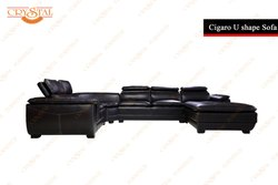 U Shaped Sofa Set Cigaro