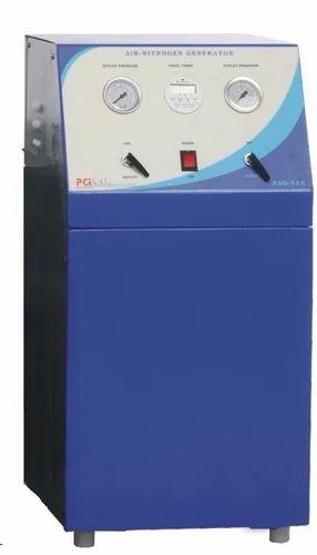 Semi- Automatic Zero Air Gas Generator, Deluxe Industrial Gases   ID:  1906293755