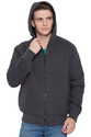 Grey Hoodie For Men's