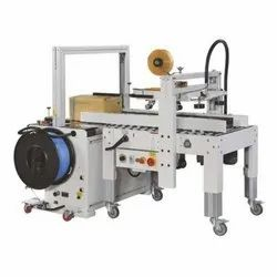Sbmech Technologies Carton Strapping Machine
