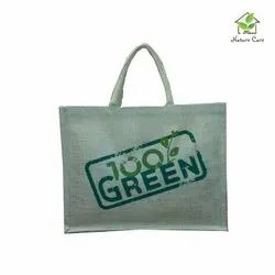 Custom Jute Shopping Bags