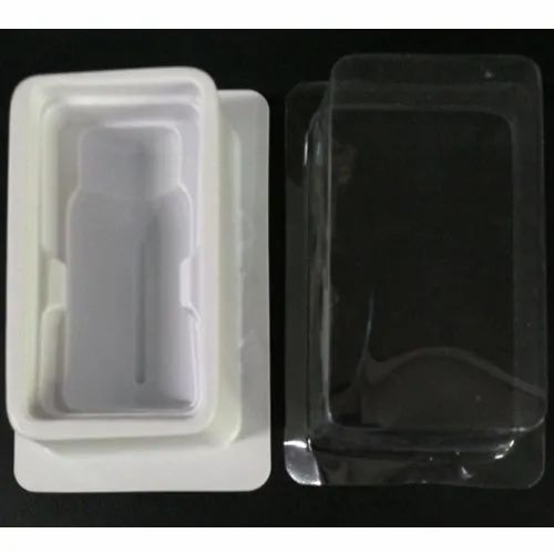 20 ml Vial Hips Tray With PVC Cover
