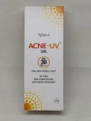 Acne UV Gel SPF 30