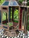 Gypsy Coloured Medium Lantern
