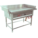 Maxel Stainless Steel Lep881 Commercial Dosa Plate