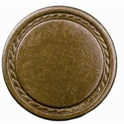 Brass Round Buttons