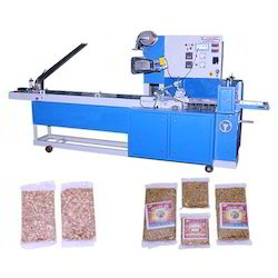 Chikki Horizontal Flow Wrap Machine