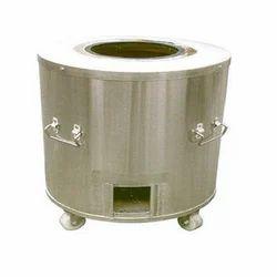 Stainless Steel Round Tandoori Pot