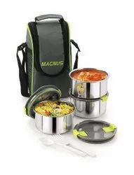 Magnus Opal 3 Steam Lock Lunch Box