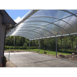 Polycarbonate Canopy Roofing Sheet