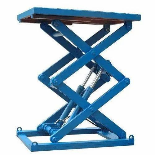 Scissor Platform Lift Table