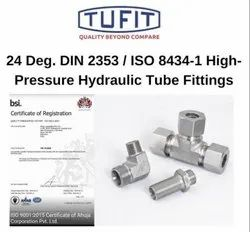 Tufit SDSBD- Stud Straight Coupling (LSeries)