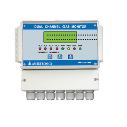 Dual Channel Gas Monitor