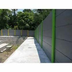 Modular Boundary Wall