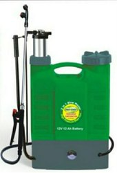 2 In 1 Battery Sprayer Pump