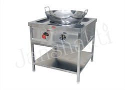 Janshakti Bulk Fryer Cooking Range