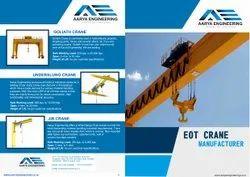 AARYA起重设备,工业用,容量:500公斤至50吨