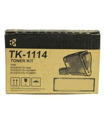 Kyocera Tk-1114 Black  Toner Cartridge