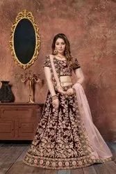 Designer Wedding Wear Lahenga