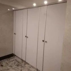 Modern HPL Board Toilet Partition