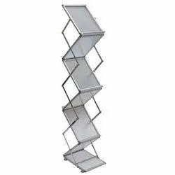 Aluminium Brochure Stand
