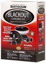 Rust Oleum Automotive Blackout Chrome Kit Paint